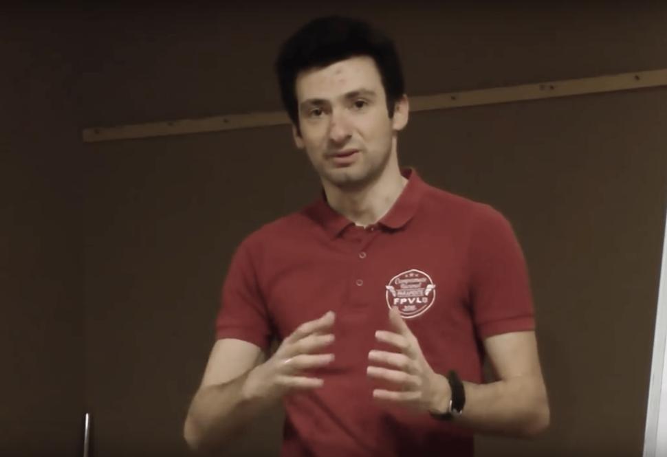 Лекция Александра Фридера